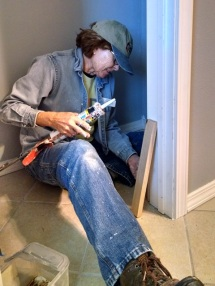 caulking-trim