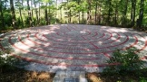Hinton Center Prayer Labyrinth