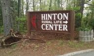 Hinton Sign
