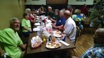 Dinner at Village Inn BBQ