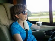 On the way to South Carolina