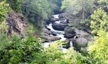 Cullasaja Gorge