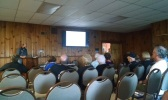 Ken did another informational presentation