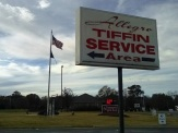 Entrance to the Tiffin Service Center
