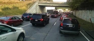 Marietta traffic