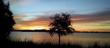 Last sunrise at GSP