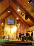 Worship at Emmanuel UMC