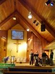 Worship at Emmanuel UMC