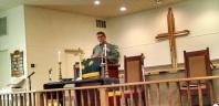 Lee's Chapel UMC morning service