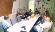First week team meeting