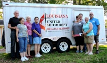Team picture week 9 Baton Rouge DR