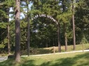 Camp Lake Stephens sign