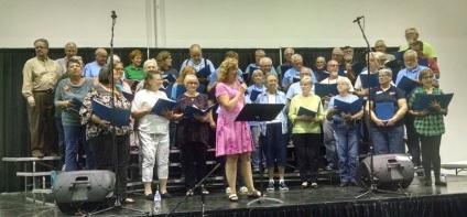 NOMADS Choir Worship