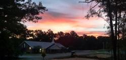 Yesterday's sunrise