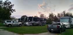 Our home for a few weeks