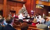 Bell Choir at CSUMC
