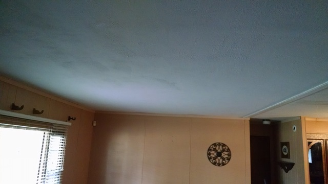 Ceiling Is Finished!