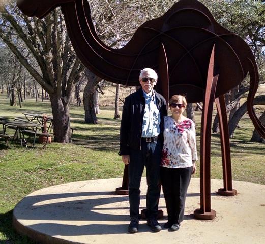 Camels in Kerrville