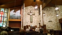 Inside Kerrville First UMC