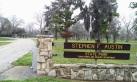 Stephen F Austin State Park entrance