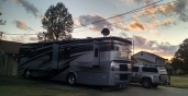 Back in Tuscaloosa