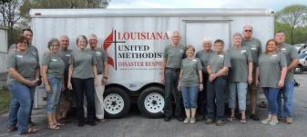 Baton Rouge DR 2019 Week 4 Team