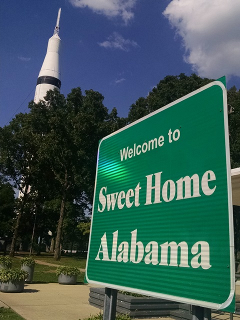 Back To Alabama
