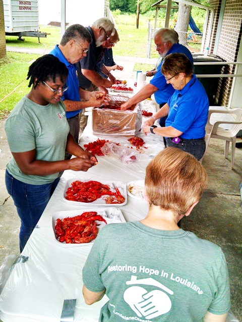 Baseboards, Transitions andCrawfish
