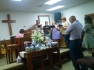 Worship with Hodge Baptist Church