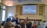 Discovery worship service