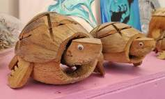 A few years ago we would have bought one of these for Aunt Jean since she kept a pet turtle, Newdul, for over 40 years.