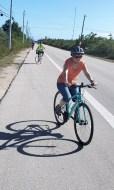 Bike ride today