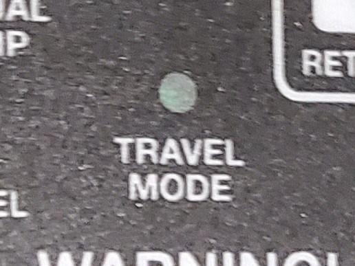 No More TravelMode