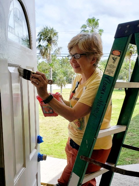 Today – Painting, Drywall and Plumbing