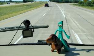 Gumby Rides Again