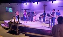 New worship center