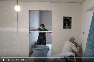 drywall time lapse screenshot